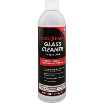 powerful glass cleaner