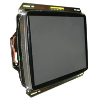 MAKVISION 27/29″ Tri-Mode Flat Front CRT Monitor
