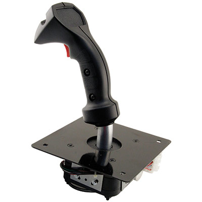 HEAVY DUTY ANALOG TRIGGER JOYSTICK WITH 5K POTENTIOMETERS
